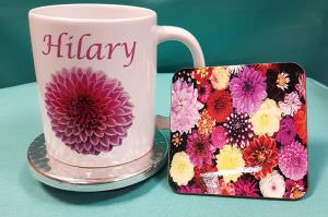Mug and Coaster Set 4