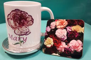 Mug and Coaster Set 5