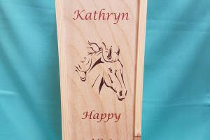 Wine Bottle Gift Box